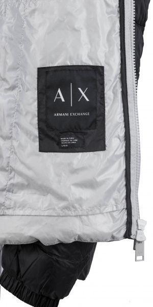 Куртка пуховая  Armani Exchange модель WH22 приобрести, 2017