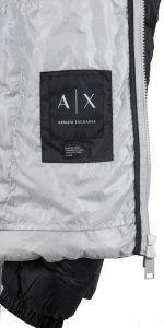 Куртка пуховая мужские Armani Exchange модель WH22 купить, 2017