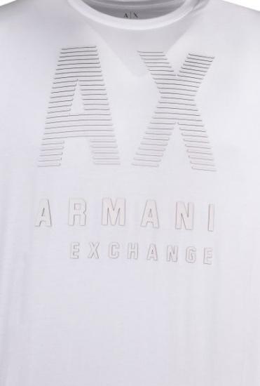 Футболка Armani Exchange модель 3GZTFO-ZJE6Z-1100 — фото 3 - INTERTOP