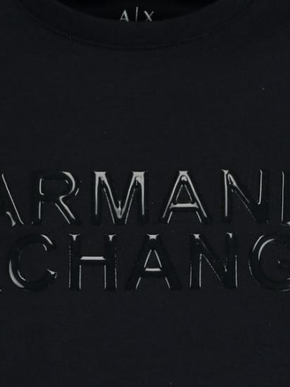 Футболка Armani Exchange модель 3GZTVC-ZJE6Z-1200 — фото 3 - INTERTOP