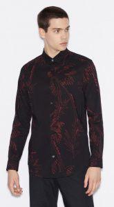 мужские рубашка Armani Exchange характеристики, 2017