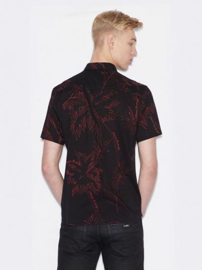 Сорочка з коротким рукавом Armani Exchange - фото
