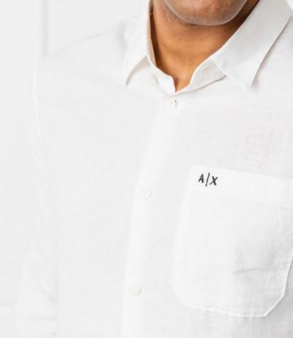 Сорочка з довгим рукавом Armani Exchange модель 3GZCGC-ZN80Z-1105 — фото 4 - INTERTOP