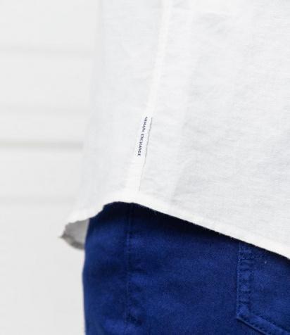 Сорочка з коротким рукавом Armani Exchange модель 3GZCGD-ZN80Z-1105 — фото 4 - INTERTOP