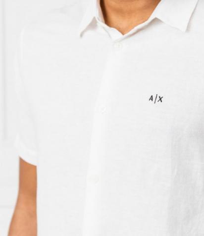 Сорочка з коротким рукавом Armani Exchange модель 3GZCGD-ZN80Z-1105 — фото 6 - INTERTOP