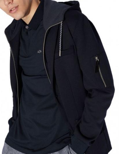 Поло з коротким рукавом Armani Exchange - фото
