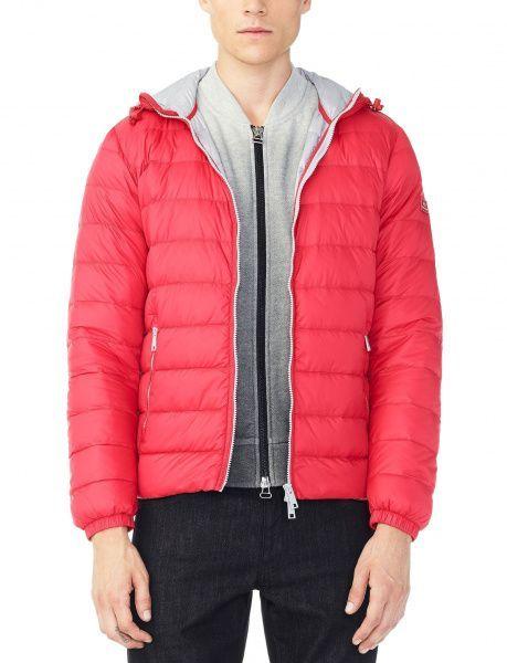Куртка пуховая мужские Armani Exchange WH23 примерка, 2017