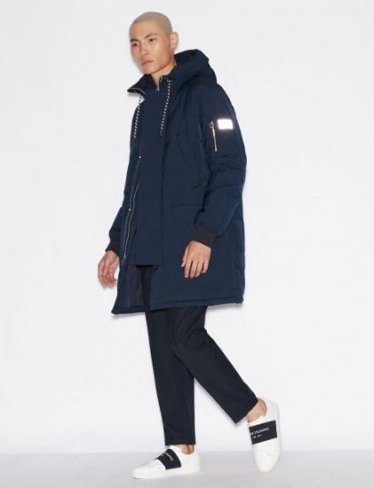 Пальто з утеплювачем Armani Exchange модель 6GZLG2-ZNG1Z-1583 — фото 4 - INTERTOP