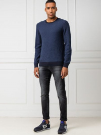 Armani Exchange Кофти та светри чоловічі модель 6GZM1D-ZMQ7Z-7580 ціна, 2017