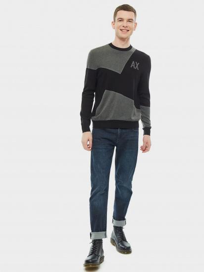 Пуловер Armani Exchange модель 6GZM1J-ZMQ4Z-5299 — фото 4 - INTERTOP