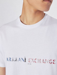 Armani Exchange Футболка чоловічі модель 6GZTDS-ZJH4Z-6195 придбати, 2017