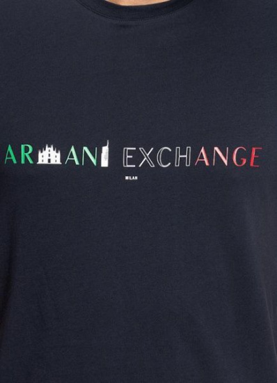 Футболка Armani Exchange модель 6GZTDS-ZJH4Z-8506 — фото 3 - INTERTOP