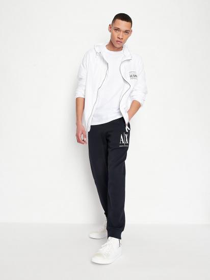 Спортивні штани Armani Exchange модель 8NZPPA-ZJ1ZZ-1510 — фото 4 - INTERTOP