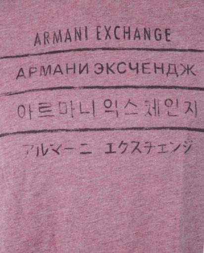 Футболка Armani Exchange модель 6XZT98-ZJD4Z-3401 — фото 3 - INTERTOP