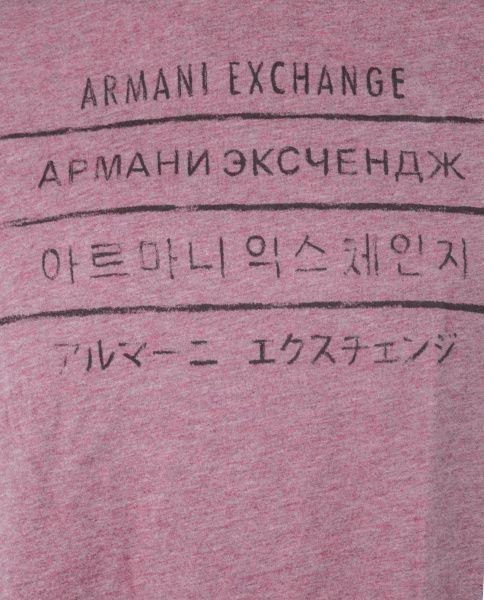 Футболка мужские Armani Exchange модель WH235 , 2017