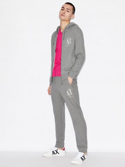 Спортивні штани Armani Exchange модель 8NZPPA-ZJ1ZZ-3930 — фото 4 - INTERTOP