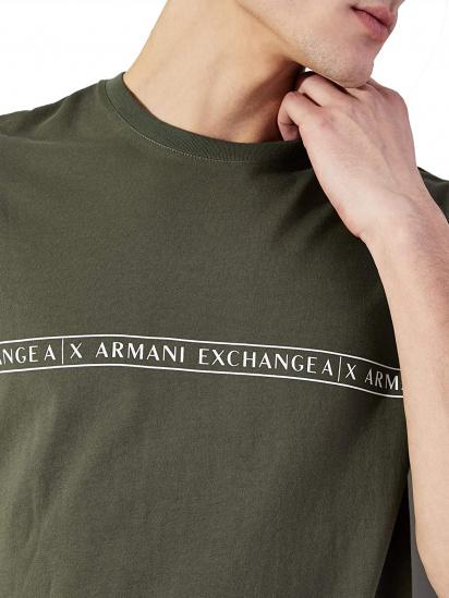 Футболка Armani Exchange модель 8NZT87-Z8H4Z-1842 — фото 3 - INTERTOP