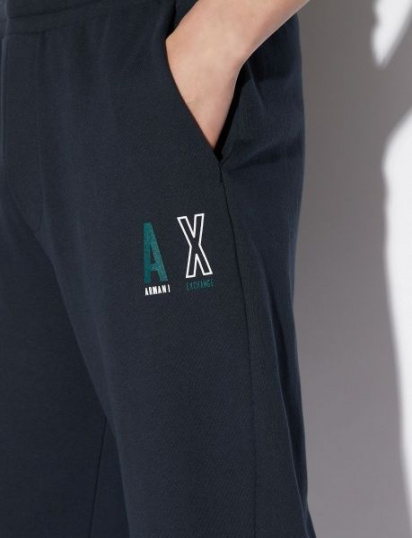 Спортивні штани Armani Exchange модель 6GZPAE-ZJ1IZ-6594 — фото 4 - INTERTOP
