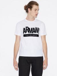 Футболка мужские Armani Exchange модель WH2368 приобрести, 2017