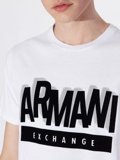 Футболка мужские Armani Exchange модель WH2368 характеристики, 2017