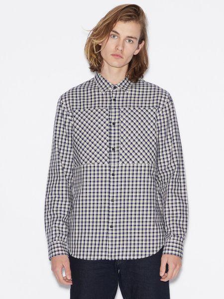Рубашка мужские Armani Exchange модель WH2375 цена, 2017