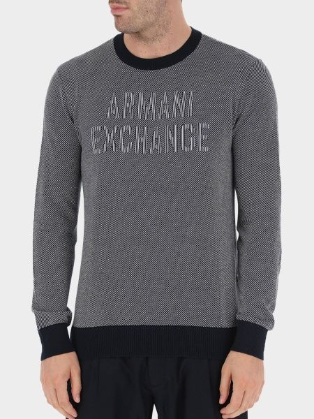 Armani Exchange Кофти та светри чоловічі модель 6GZM1H-ZMP5Z-5910 якість, 2017