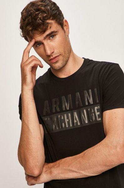 Футболка мужские Armani Exchange модель WH2402 , 2017