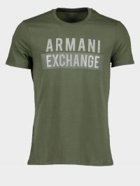 Armani Exchange Футболка чоловічі модель 6GZTBS-ZJV5Z-1842 ціна, 2017