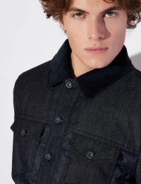 Куртка мужские Armani Exchange модель WH2425 , 2017