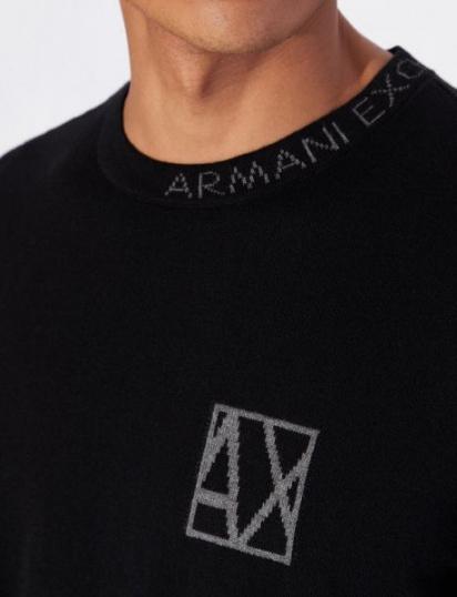 Пуловер Armani Exchange модель 6GZM2P-ZMP8Z-1200 — фото 4 - INTERTOP