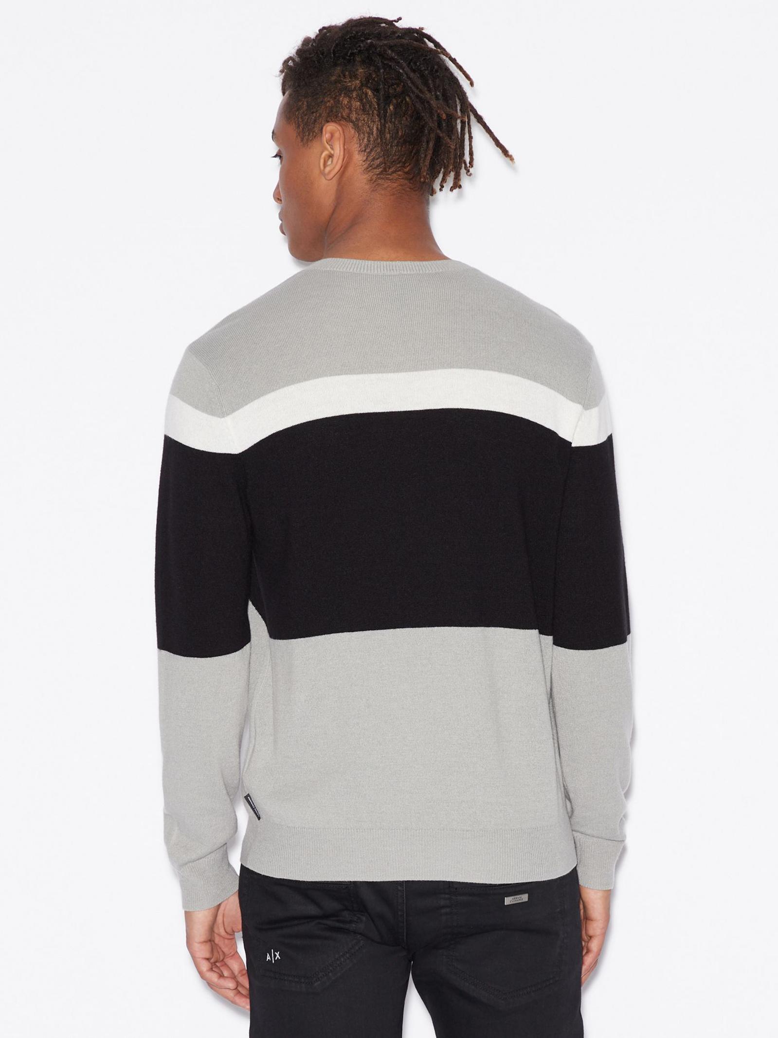 Кофты и свитера мужские Armani Exchange модель WH2450 , 2017