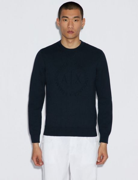 Кофты и свитера мужские Armani Exchange модель WH2473 купить, 2017