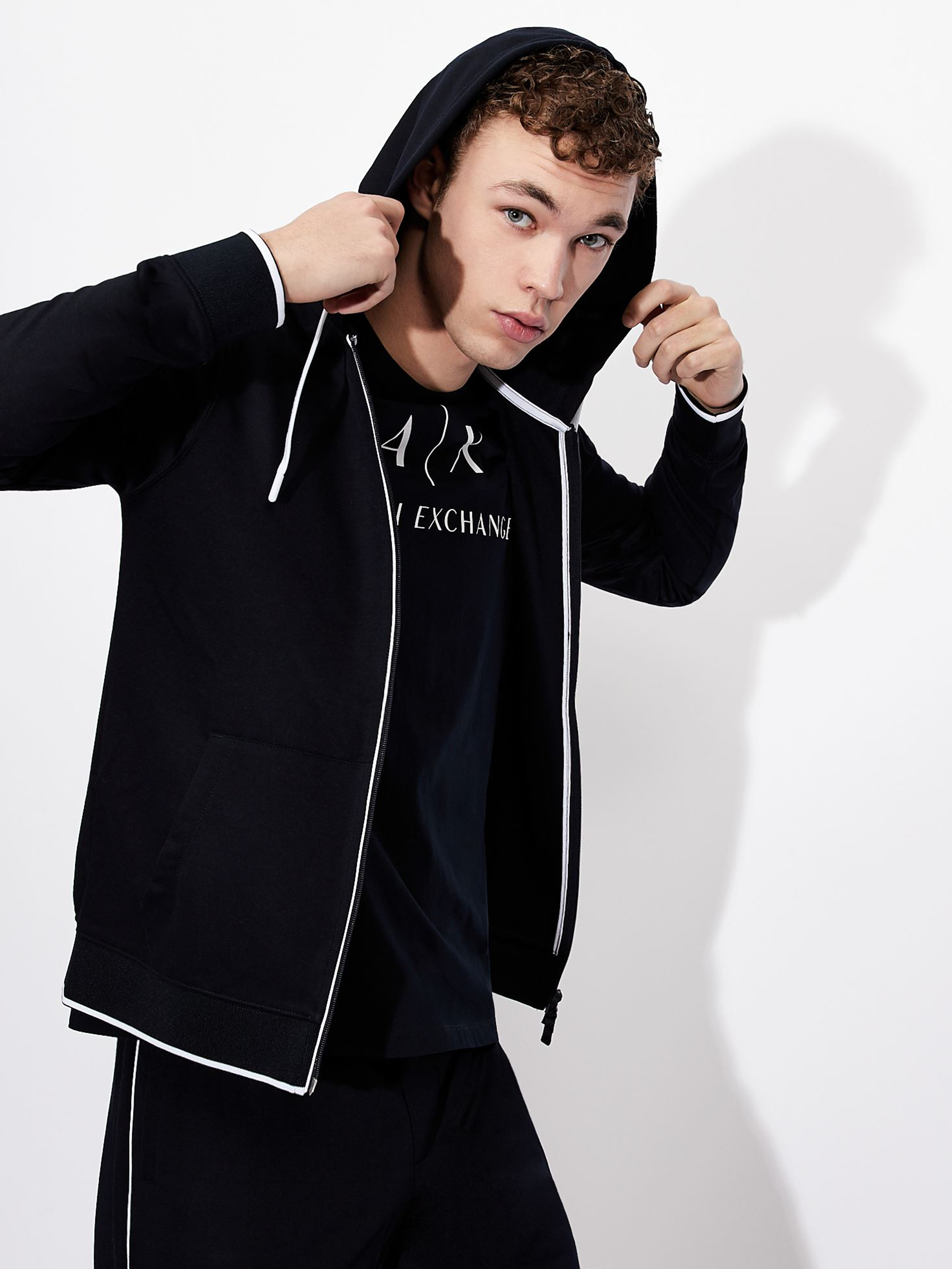 Кофты и свитера мужские Armani Exchange модель WH2474 приобрести, 2017