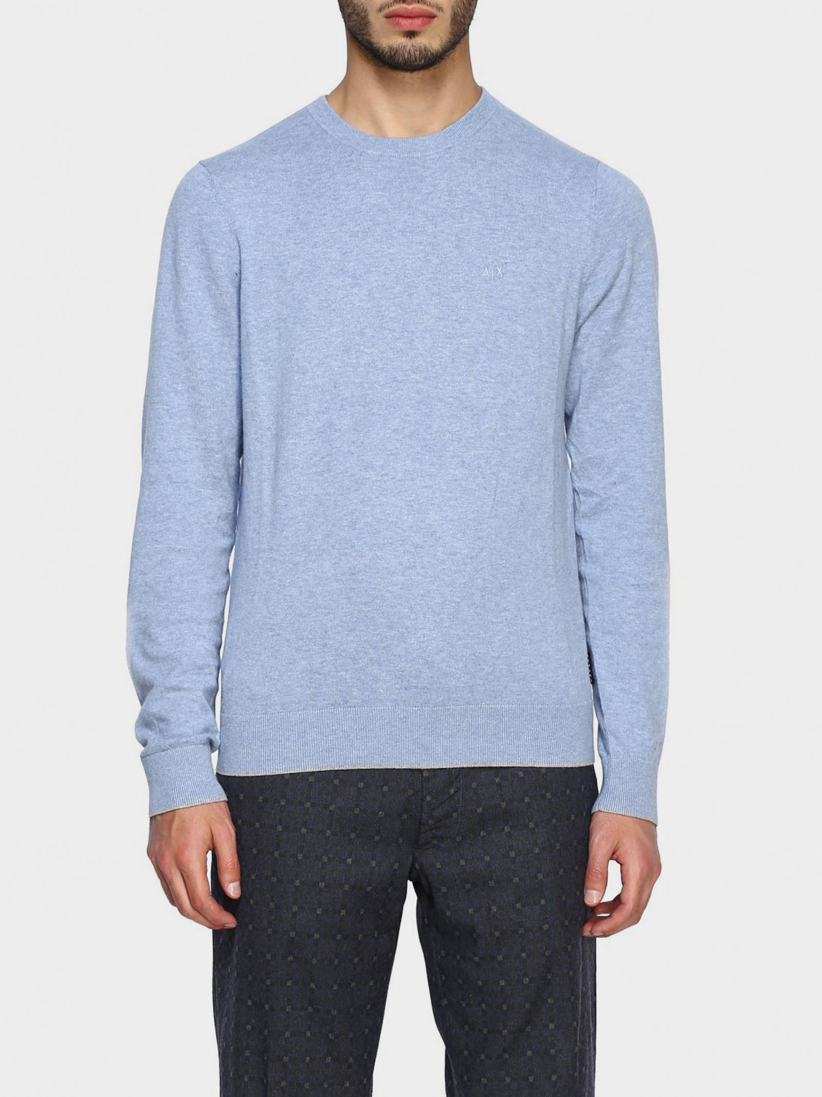 Кофты и свитера мужские Armani Exchange модель WH2485 купить, 2017