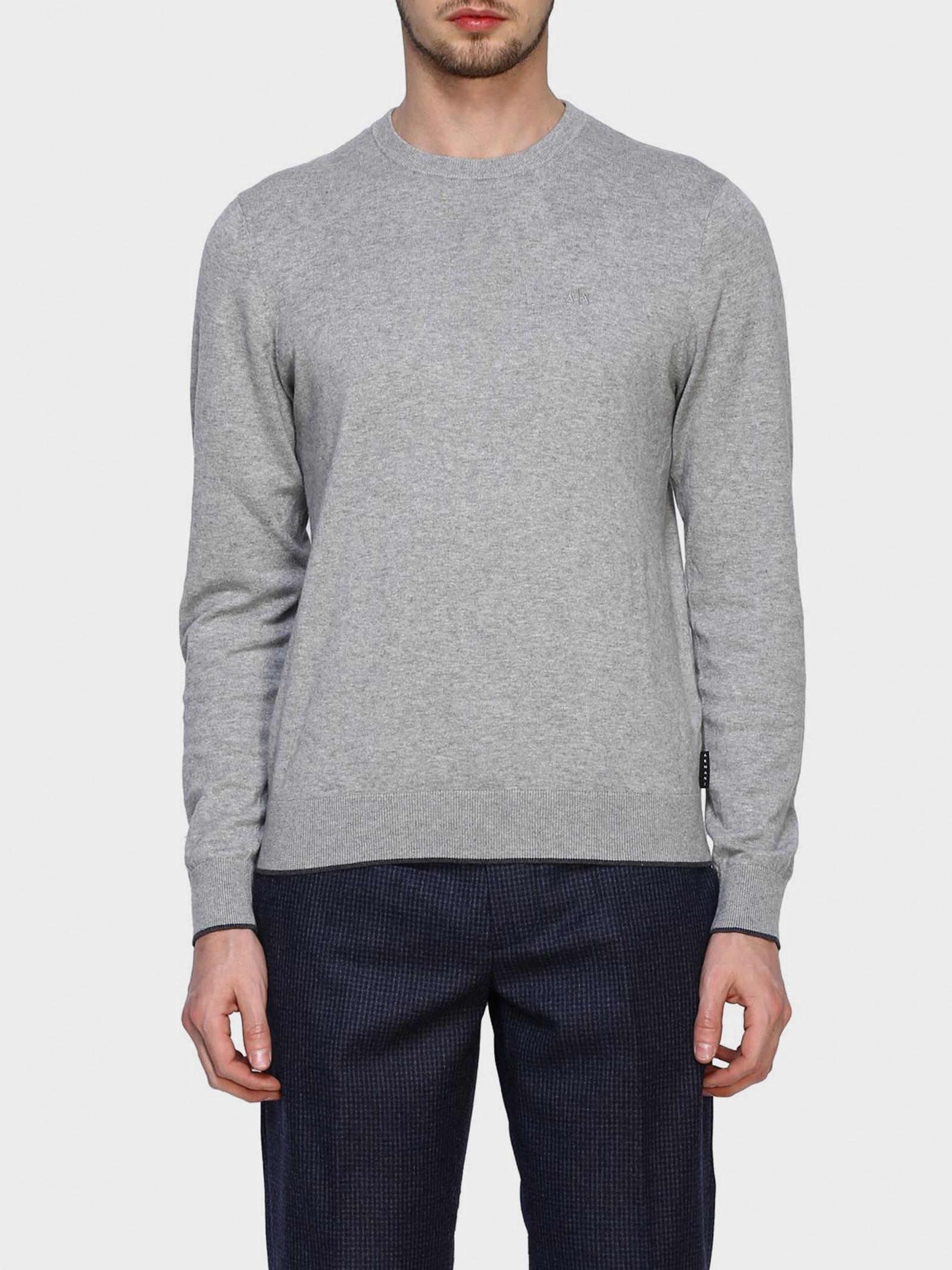 Кофты и свитера мужские Armani Exchange модель WH2486 купить, 2017