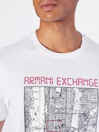 Armani Exchange Футболка чоловічі модель 6GZTAK-ZJBVZ-1100 ціна, 2017