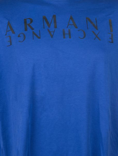 Футболка мужские Armani Exchange модель 6XZTCB-ZJA5Z-1506 купить, 2017