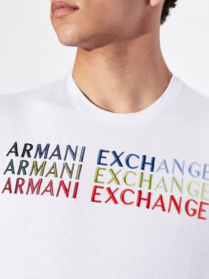 Armani Exchange Футболка чоловічі модель 6GZTCV-ZJH4Z-1100 ціна, 2017