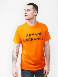Футболка чоловіча Armani Exchange модель 3HZTFA-ZJH4Z-1601 - фото