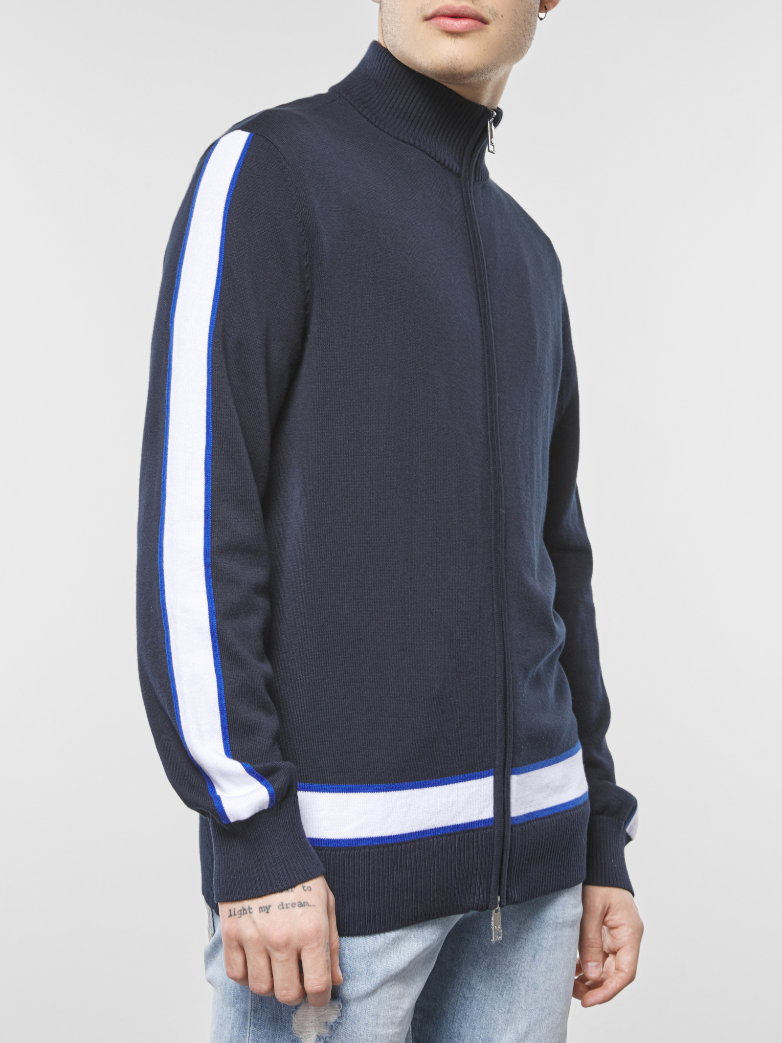 Кофты и свитера мужские Armani Exchange модель 3HZE1E-ZMS3Z-8595 качество, 2017