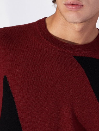 Пуловер Armani Exchange модель 3HZM1D-ZMQ4Z-6702 — фото 4 - INTERTOP
