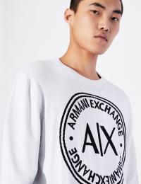Кофты и свитера мужские Armani Exchange модель WH2631 приобрести, 2017