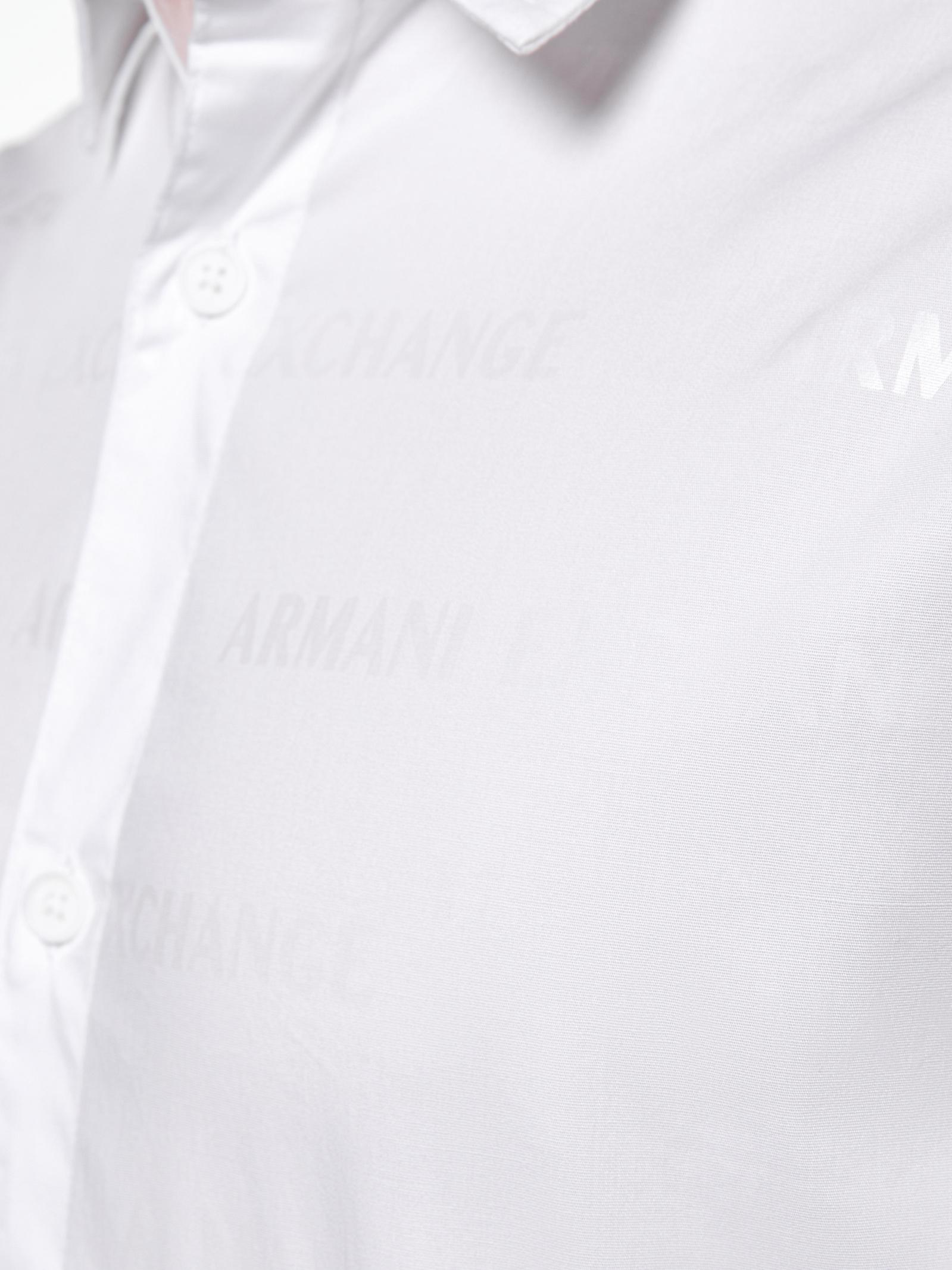 Рубашка мужские Armani Exchange модель 3HZC35-ZNLFZ-8113 цена, 2017