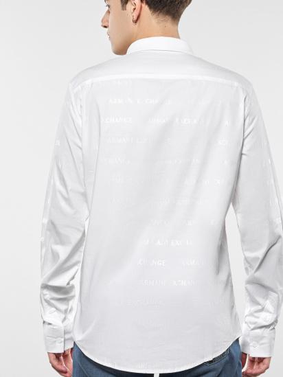 Рубашка мужские Armani Exchange модель 3HZC35-ZNLFZ-8113 , 2017