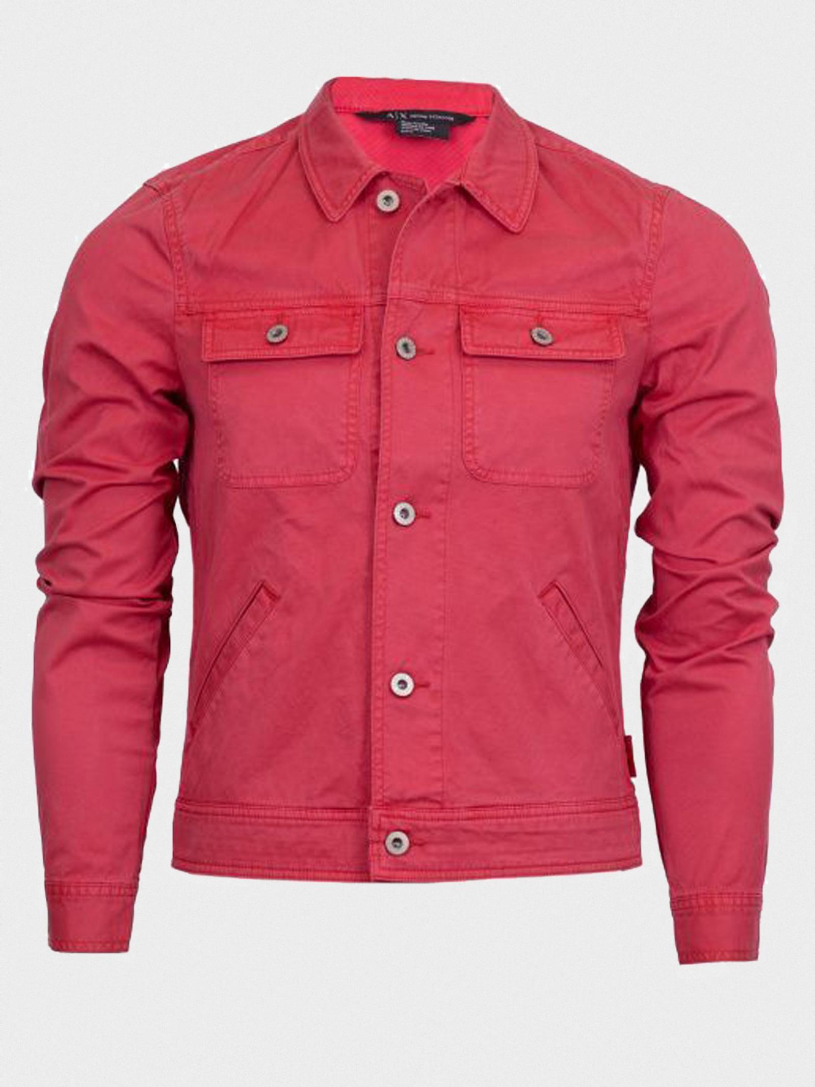 Куртка мужские Armani Exchange модель WH27 качество, 2017