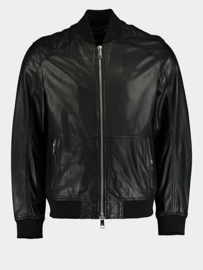 Шкіряна куртка Armani Exchange модель 6HZB13-ZL10Z-1200 — фото - INTERTOP