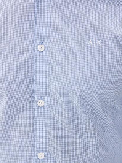 Поло з довгим рукавом Armani Exchange - фото