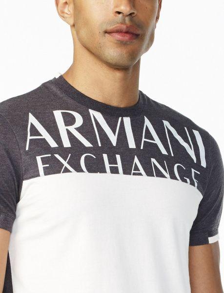 Футболка для мужчин Armani Exchange WH285 примерка, 2017