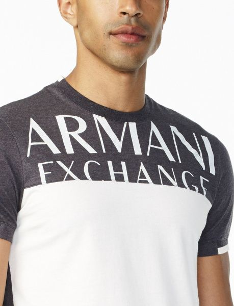 Armani Exchange Футболка мужские модель WH285 , 2017