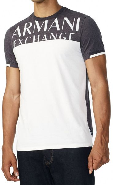 Футболка для мужчин Armani Exchange WH285 размерная сетка одежды, 2017